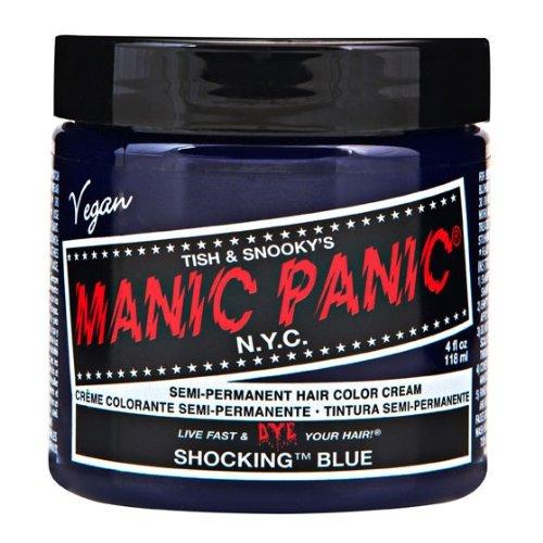 マニックパニック カラークリーム ショッキングブルーのサムネイル