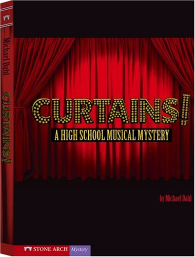 Curtains!: A High School Musical Mystery (Vortex - Online Outlet Tiffany