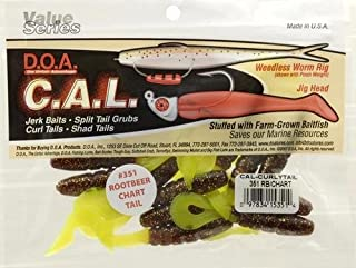 product image for DOA 15351-351 Cal Curl Tail Grub
