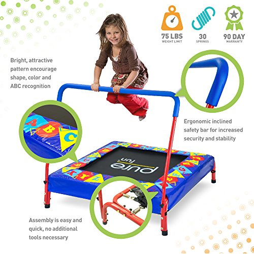 Pure Fun Preschool Jumper Kids Trampoline