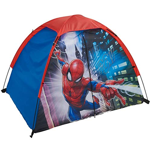 Marvel Ultimate Spider-man Kids Play Tent - 4' x 3'
