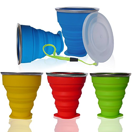 AvaLeisure COLLAPSIBLE Drinking Certified Silicone product image