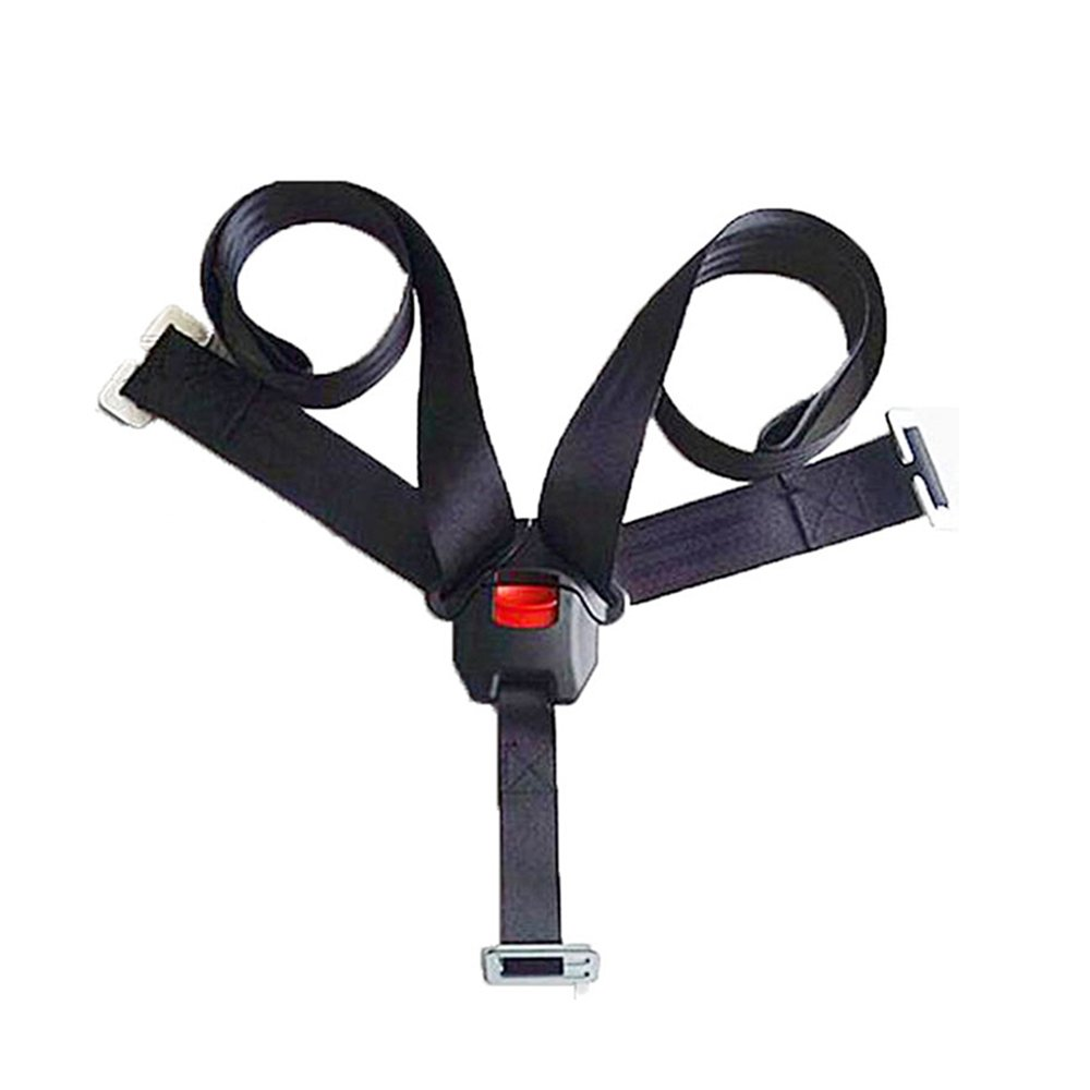 Universal Baby Car Seat 5pt 5 Point Safety Harness with Locking Buckle 45'' Length Shoulder Strap