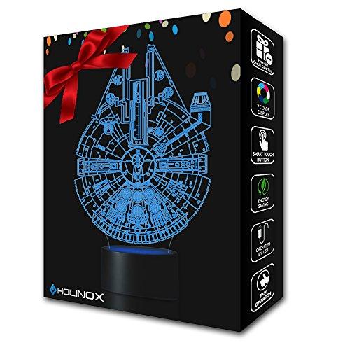 Holinox Star Wars Millennium Falcon Lamp by Holinox (Image #4)