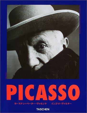 pablo picasso taschen jumbo series 2001 isbn 488783022x japanese import