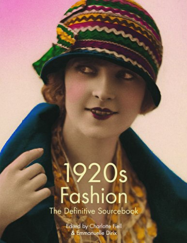 Nineteen Twenties Costumes (1920s Fashion: The Definitive Sourcebook)