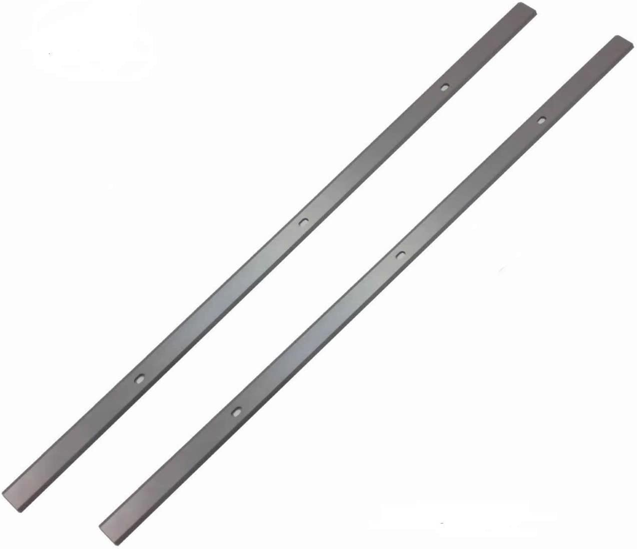 """Set of 2 WEN 6550 12-1//2/"""" Replacement Blades Knive Benchtop Thickness Planer"""