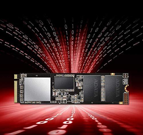XPG SX8200 Pro 256GB 3D NAND NVMe Gen3x4 PCIe M.2 2280 Solid State Drive R/W 3500/3000MB/s SSD (ASX8200PNP-256GT-C)