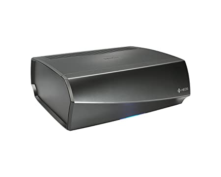 Denon HEOS AMP – Wireless Amplifier for Home Theater New Version High Power Rating Make Any System Wireless Powered Subwoofer Connection Smart Home Automation Integration Alexa Compatible