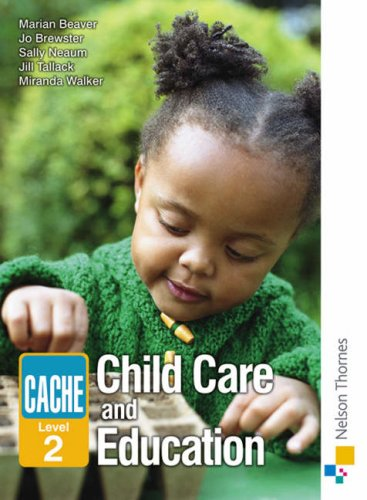 CACHE Level 2 Childcare and Education