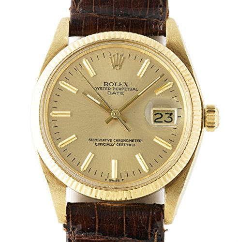 Rolex Oyster Perpetual automatic-self-wind mens Watch 1503 (Certified Pre-owned)