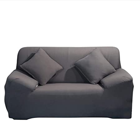 Excellent Stretch Loveseat Cover Sofa Covers Slipcover Sofa 1 Piece 1 2 3 4 Seater Furniture Protector Polyester Spandex Fabric Slipcover With A Pillow Inzonedesignstudio Interior Chair Design Inzonedesignstudiocom