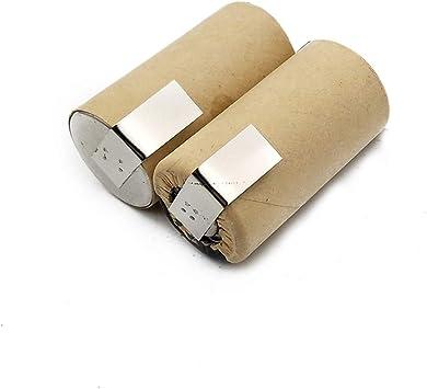 3000 mAh para Black Decker 2,4 V Ni MH Batería paquete CD aspirador V2401 HC410-H1 9505-7 para autoinstalación: Amazon.es: Bricolaje y herramientas