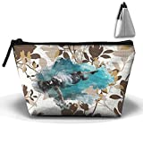 Unisex Stylish And Practical Artwork Women Swim Water Art Trapezoidal Storage Bags Handbags