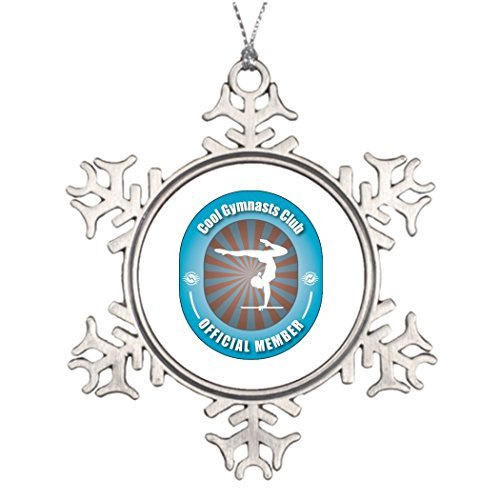 Tree Branch Decoration Cool Gymnasts Club Beautiful Christmas