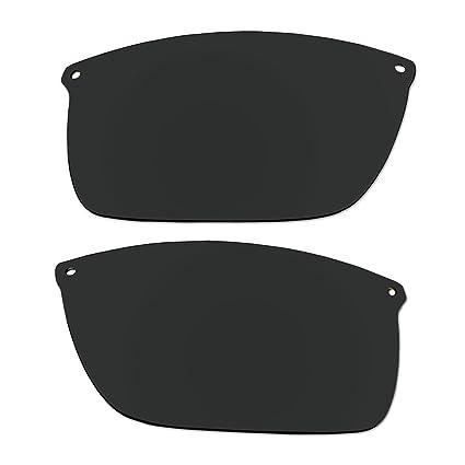 Amazon.com: Sustitución Negro Lentes polarizadas para Oakley ...