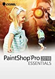 Corel PaintShop Pro 2018 Essentials for PC [Key Card] - Amazon Exclusive