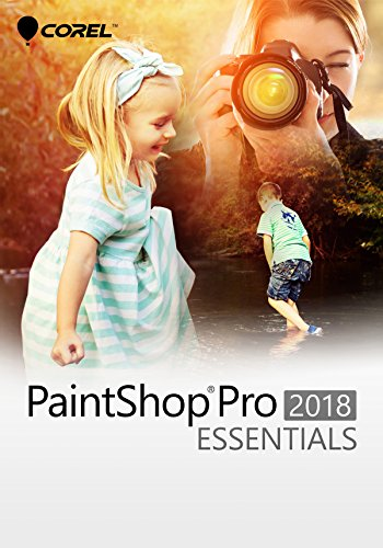Corel PaintShop Pro 2018 Essentials (Key Card)