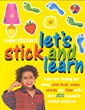 Let's Stick and Learn, Southwater Books Staff, 184215124X