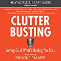 Clutter Busting Audiobook by Brooks Palmer Narrated by Brooks Palmer