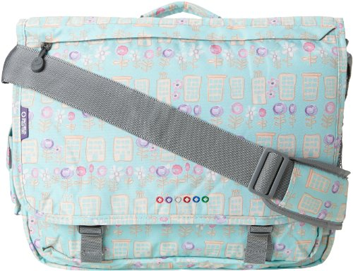 - J World New York Thomas Laptop Messenger Bag, Urban