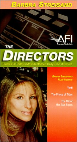The Directors: Barbra Streisand (Profiles of Today's Most Acclaimed Hollywood Directors)