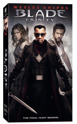 Blade - Trinity [VHS] (Blade Cooks)