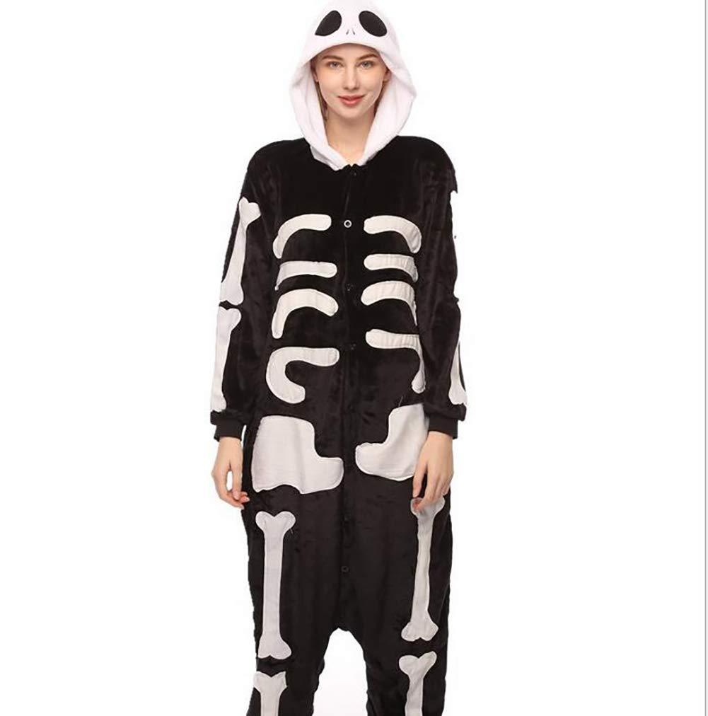 Pijama esqueleto Halloween