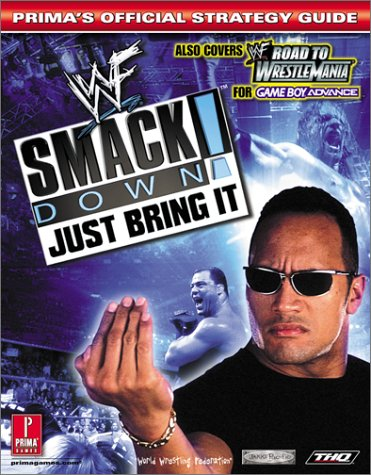 "Price comparison product image WWF SmackDown!  ""Just Bring It"": Prima's Official Strategy Guide"