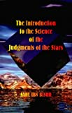 img - for The Introduction to the Science of the Judgment of the Stars book / textbook / text book