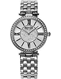 SO & CO New York 5235.1 Women's Madison Dress Analog Watch