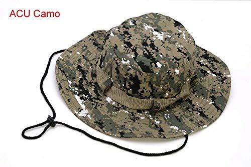 Price comparison product image / Shower Caps / 5pcs / lot Classic US Army Gi Style Boonie Jungle Hat Ripstop Cotton Combat Bush Sun Cap / by SULYMY