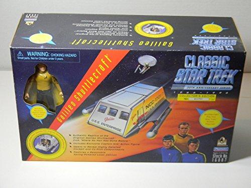 - Classic Star Trek 30th Anniversary Series Galileo Shuttlecraft