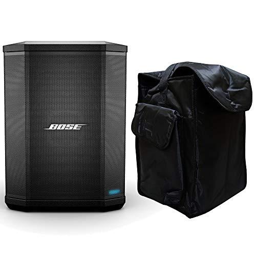[해외]BOSE S1Pro 범용 소프트 케이스와 스피커 세트 (배터리 포함) / BOSE S1Pro Speaker Set with General Purpose Soft Case (with Battery)