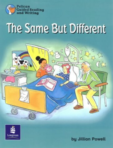 Download Same but Different, The Year 2 (PELICAN GUIDED READING & WRITING) pdf epub