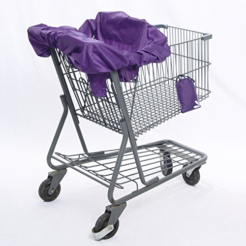 Galleon Crocnfrog 2 In 1 Shopping Cart Cover High
