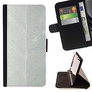 For Samsung Galaxy Note 4 IV Case , Pluma de Platino Metal cepillado Chevron- la tarjeta de Crédito Slots PU Funda de cuero Monedero caso cubierta de piel