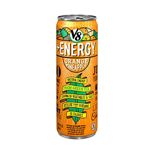 V8 Energy Lightly Carbonated Pineapple product image