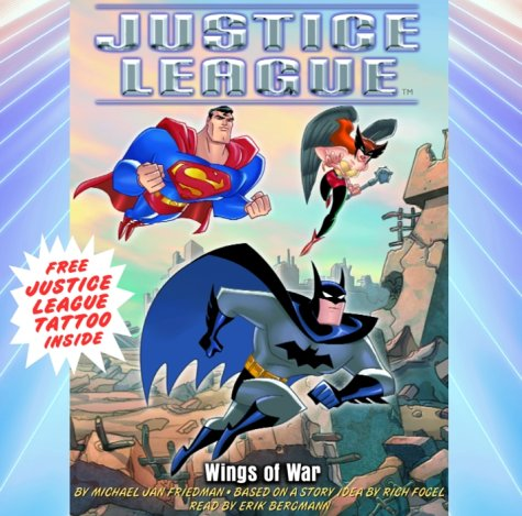 Download Justice League #3: Wings of War PDF