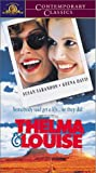 Thelma & Louise [VHS]
