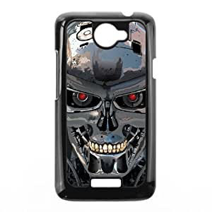 Terminator HTC One X Cell Phone Case Black ded