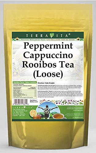Peppermint Cappuccino Rooibos Tea (Loose) (8 oz, ZIN: 544535) - 2 Pack