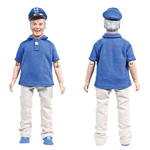Gilligan's Island 8 Inch Action Figures: Skipper [Loose in Factory Bag]