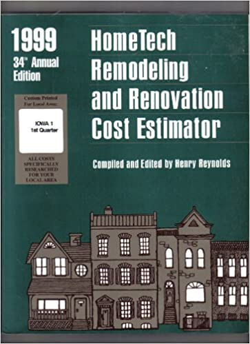home tech remodeling and renovation cost estimator manager
