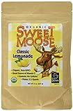 FunFresh Foods Organic Sweet Moose Classic Lemonade Energy Strips, 2 Count