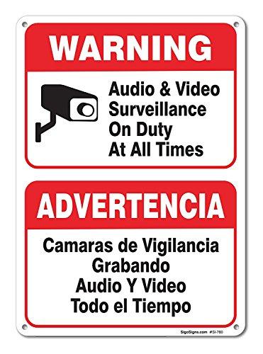 Audio Surveillance Aluminum Indoor Outdoor
