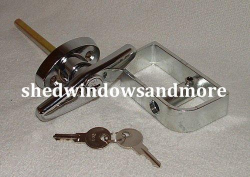 Appealing Shed Door Handle Lock Pictures - Exterior ideas 3D - gaml ...