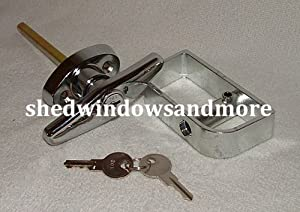 Collection T Handle Shed Door Lock Set Pictures - Woonv.com ...