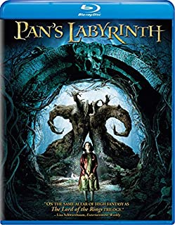 Pan's Labyrinth [Blu-ray] (B000WSLAUO) | Amazon price tracker / tracking, Amazon price history charts, Amazon price watches, Amazon price drop alerts