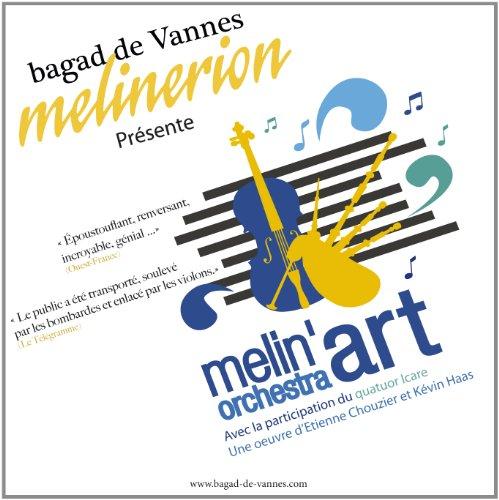 Melin'Art Orchestra en Live a Vannes et Quimper